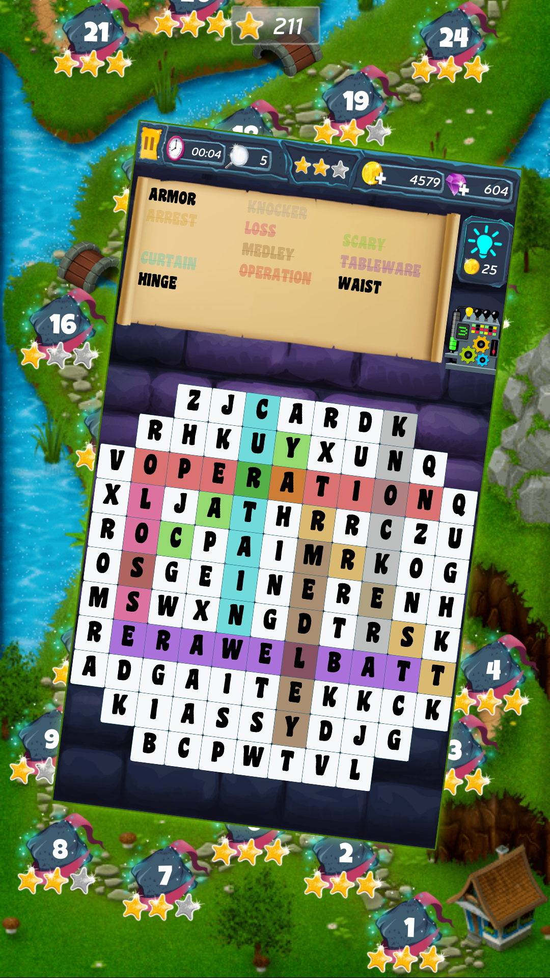 Best word search screenshots